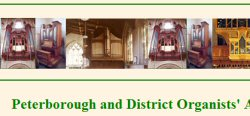 Peterborough and District Organists' Association